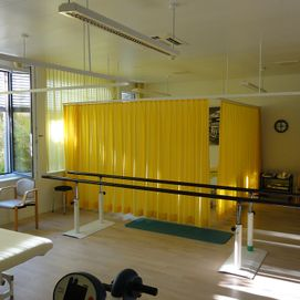 Therapiesaal - Dreilinden Physiotherapie - Oberwil
